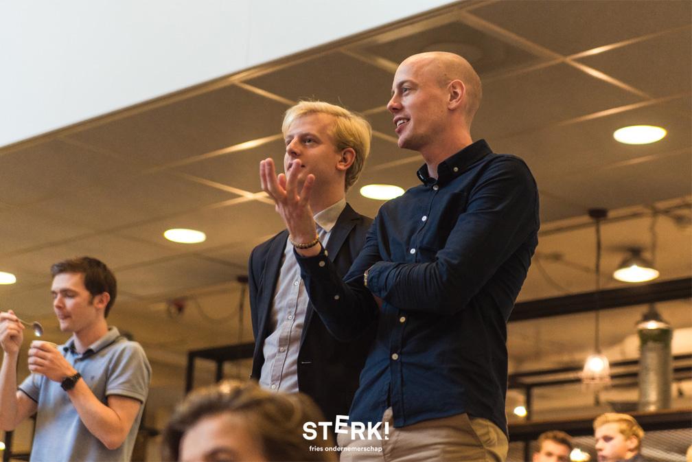 Sterk Fries Ondernemerschap: de ondernemers van de toekomst in zicht.