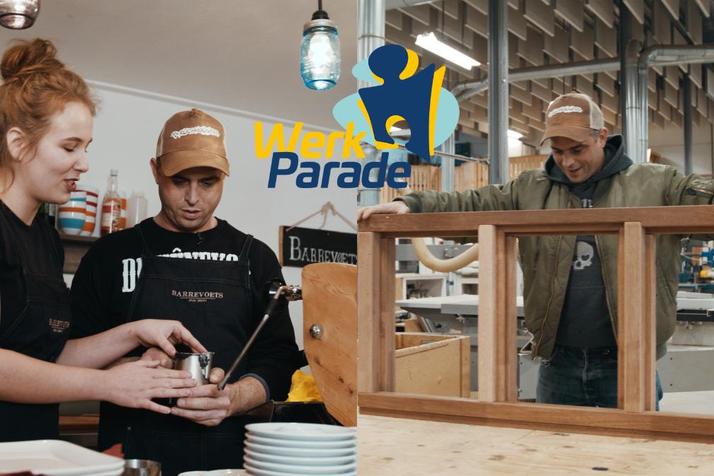 De veelbelovende WerkParade als ijzersterk merk in Friesland